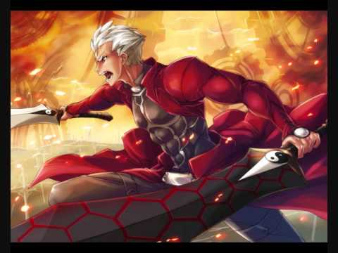 Fate/Extra OST: theme of Archer / Unlimited Blade Works
