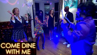 The Guests Are Speechless At Sammi's Job | Come Dine With Me