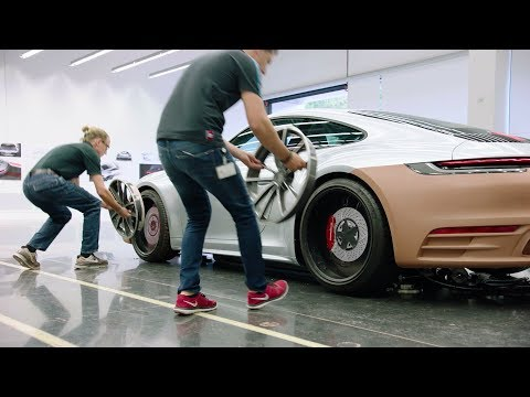 2020 Porsche 911 (992) - Development Of Stunning Sports Car
