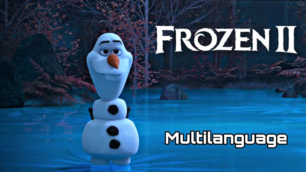 Download Olaf tells the Frozen story (in 49 languages)