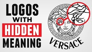 10 Famous Clothing Logos With HIDDEN Meaning | RMRS Style Videos