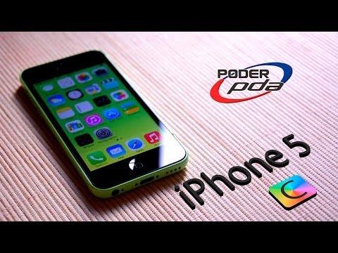 iPhone 5c - Análisis en Español HD