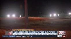 Nas Lemoore crash victims identified