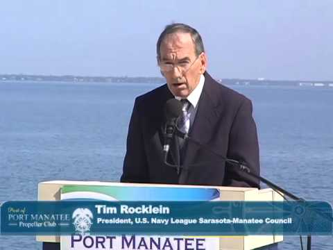 Port Manatee - National Maritime Day 2014