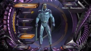 DC Universe Online Charcter Creation Shazam/Captain Marvel