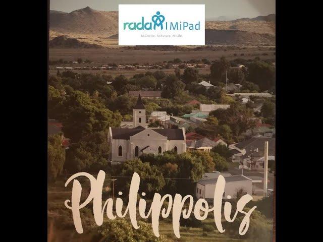 RADA MiPad Philippolis Project 2020