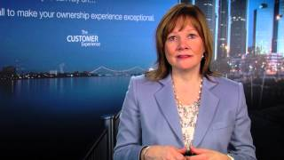 When can I get my car fixed? - Mary Barra, General Motors