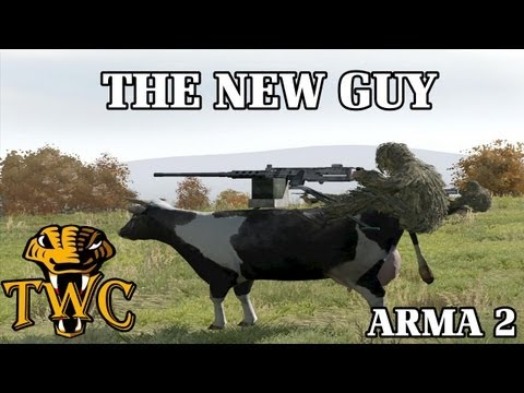 Arma 2 - The Wrecking Crew UK - The New Guy