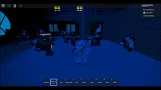Michael Jackson (ROBLOX): Smooth Criminal