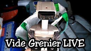 Vide Grenier LIVE - Un R.O.B à Pas Cher !!