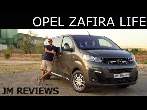 Opel Zafira Life 2019 - Zafira?? ONDE?? - JM REVIEWS 2019