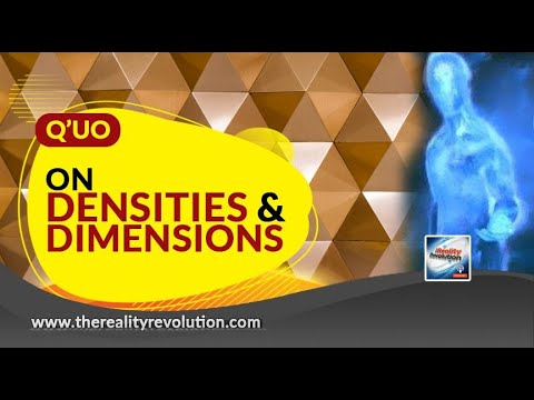 Download Q'uo - On Densities and Dimensions