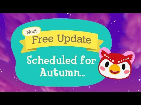 New Animal Crossing Update Wait...