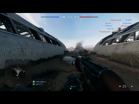 KE7 LMG Nerf (NEW UPDATE!) | Battlefield 5 PS4 Pro Multiplayer Gameplay thumbnail