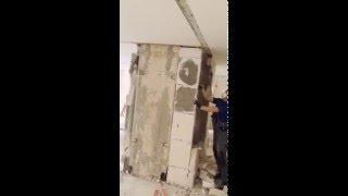 Демонтаж стен из газобетона(, 2016-02-25T19:46:20.000Z)