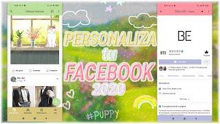 ༅֢༘֠⃟࿆🌸 Personaliza tu facebook 2020 | kim tamie ☆ collab with seok meyz ♡ screenshot 5