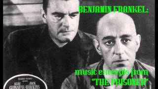 "Benjamin Frankel: music from ""The Prisoner"" (1955)"