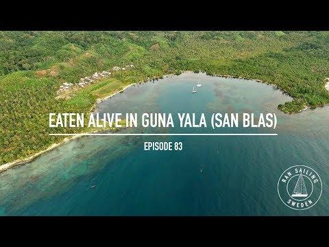 Eaten Alive in Guna Yala (San Blas) - Ep. 83 RAN Sailing