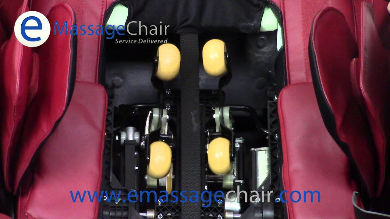 Osaki Os 3d Pro Cyber Massage Chair Victorian Design Rollers Youtube