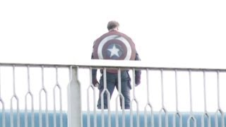 Repeat youtube video The Avengers 2 - Shooting in South Korea
