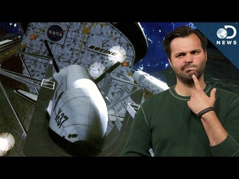 What Was The Military's Secret Shuttle Doing In Space?