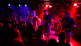 Potergeist - Rivers and Oceans (Live @An Club 04/09/2013)
