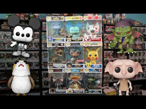 All of My 10 Inch Pops