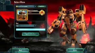 Warhammer 40000: Dawn of War 2 — Retribution - Tau Commander DLC Trailer