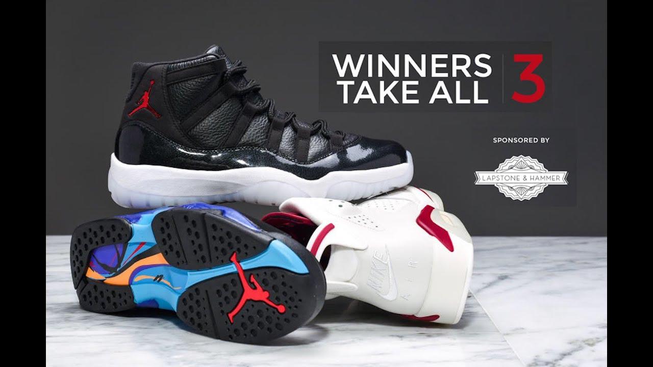 7d4edc5ae3a Air Jordan 11 72-10 (Holiday 2015) • KicksOnFire.com