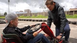 22.07.2015. Киров,картинг