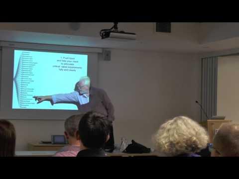 10.00am - Tom Gilb - Keynote