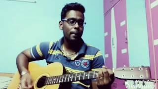 Download Hindi Video Songs - Azhagiye - Kaatru Veliyidai Guitar Cover (ARR)