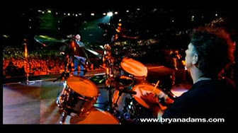 Bryan adams live in lisbon youtube - Bryan adams room service live in lisbon ...