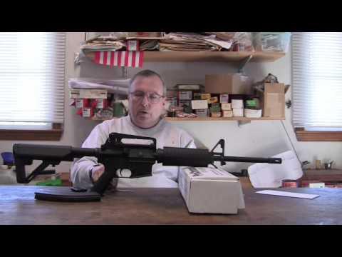 P.S.A. 7 AR 15 upper Review & firing Pin Fix