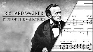 Oboe Ride of the Valkyries Richard Wagner Sheet Music