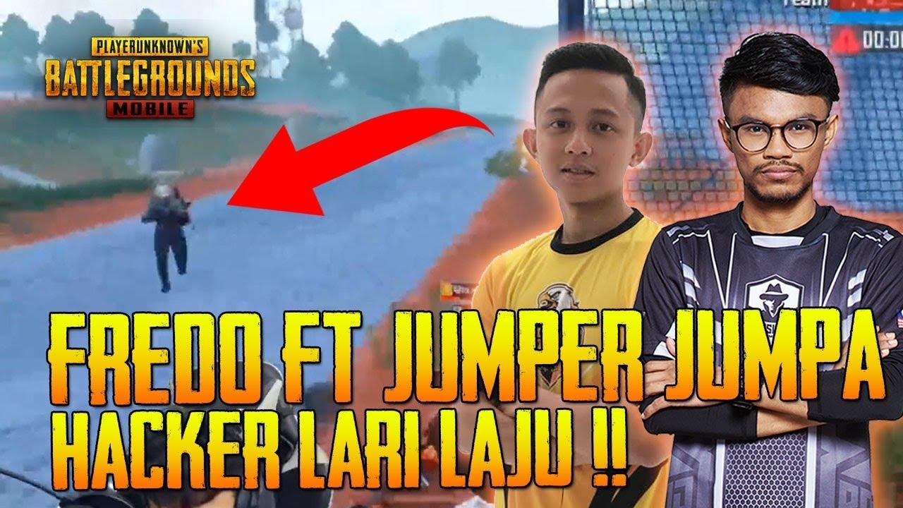 Tengok Fredo Ft. Jumper Jumpa Hacker Lari Laju Kat Sanhok   PUBG Mobile