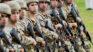 Soy Soldado - Alex Campos  y Redimi2 (Letra)