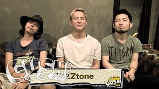 SPACE SHOWER MUSIC 【GUSH! (ガッシュ!) 】 2014/09/03リリース、FoZZ...