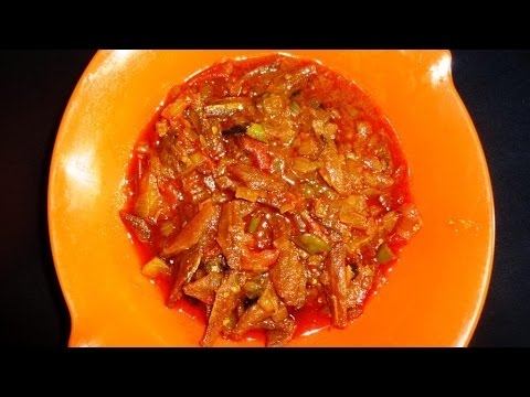 How to cook small dry fish curry by for Dry fish recipe