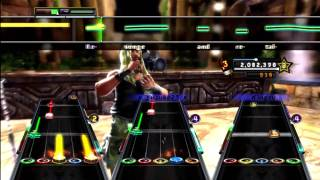 Parade of the Dead - Black Label Society Expert+ Full Band Guitar Hero: Warriors of Rock
