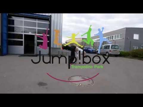 Jumpbox Trampoline Park - 1st Trampoline Park in Luxembourg