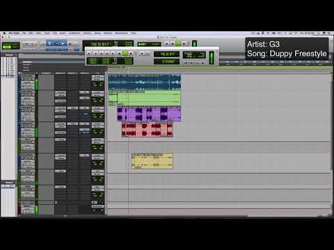 Stretching the Tempo in Pro Tools - Why I don't like it