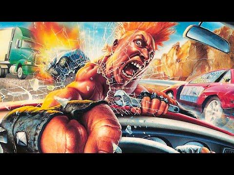 Road Avenger Mega CD Complet