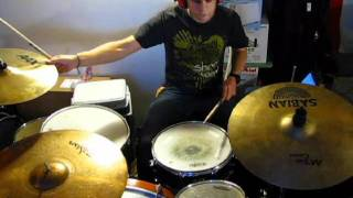 Brooke Fraser - C.S. Lewis Song (Drum Cover)