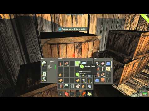 Rust S1E4: Explosives and C4