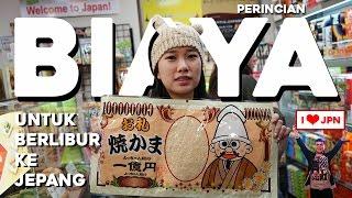 Biaya untuk berlibur ke Jepang selama 10 hari Awi Willyanto