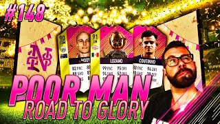 CAN FESTIVAL OF FUTBALL SAVE FIFA? CAM 92 COUTINHO SQUAD! - Poor Man RTG #148 - FIFA 18