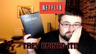 Death Note Live Action Movie Review