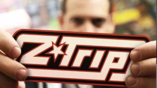 Z-Trip 1Xtra Takeover, Z-Trip ripping it up...