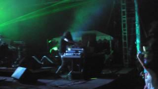 Bassnectar part 1 - Underground Sound 5 - Salem Missouri 08/15/09